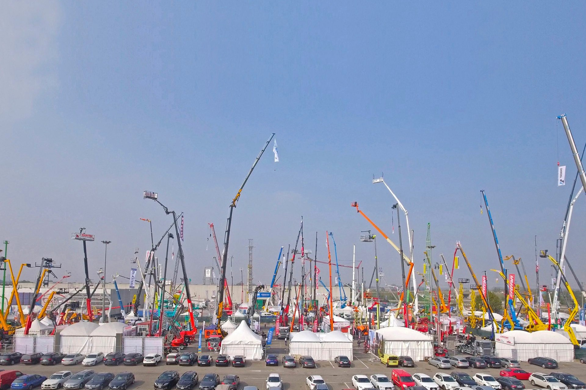 Archimede energia to the GIS fair of Piacenza