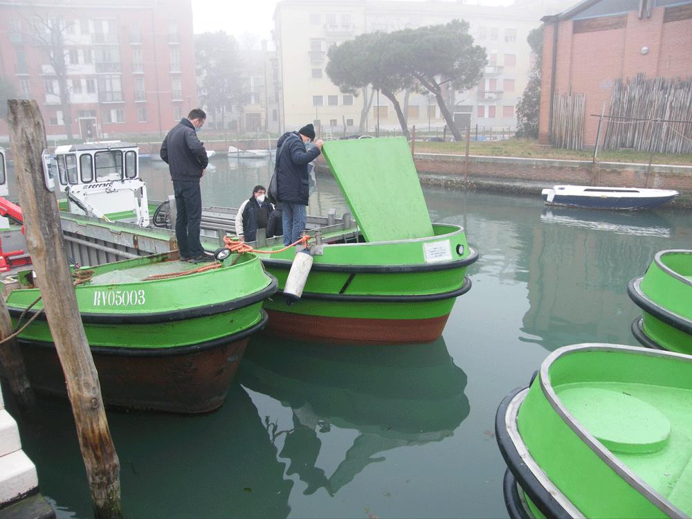Omologazione Type approval per i pacchi batteria al litio Archimede Energia destinati alle imbarcazioni elettriche