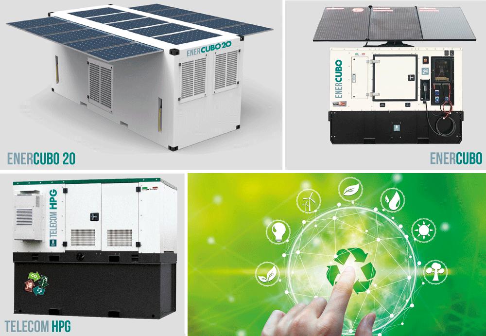 Soluzioni GREEN per energia piu' pulita