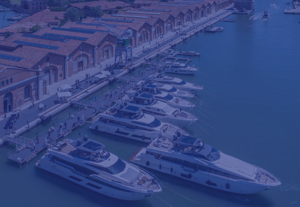 Archimede Energia will be at the Salone Nautico in Venice