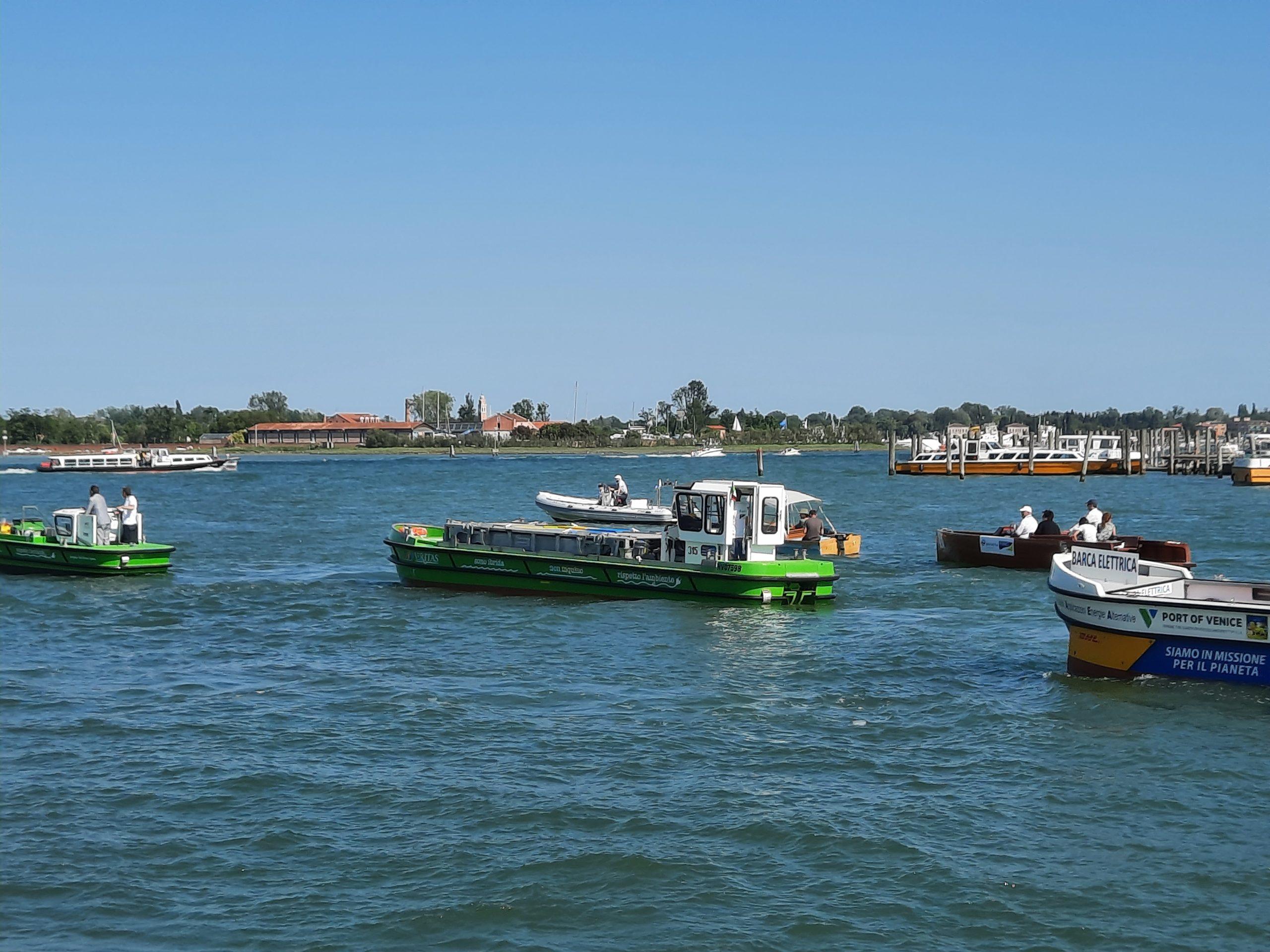 E-REGATTA 2021 | 4 imbarcazioni su 21 sono mosse da accumulatori al litio Archimede Energia